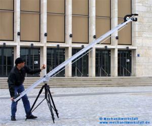 Kamerakran - Jib - Movie Jib - Camera Crane - Lift